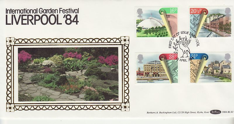 Urban Renewal First Day Cover
